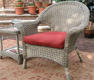 Amazing Wicker Chairs U0026 Ottomans
