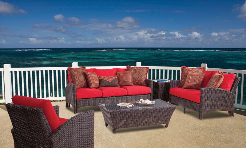 San Remo All Weather Seating Collections