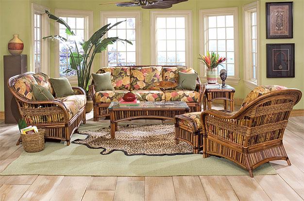 Sanibel Rattan Sofa Sets