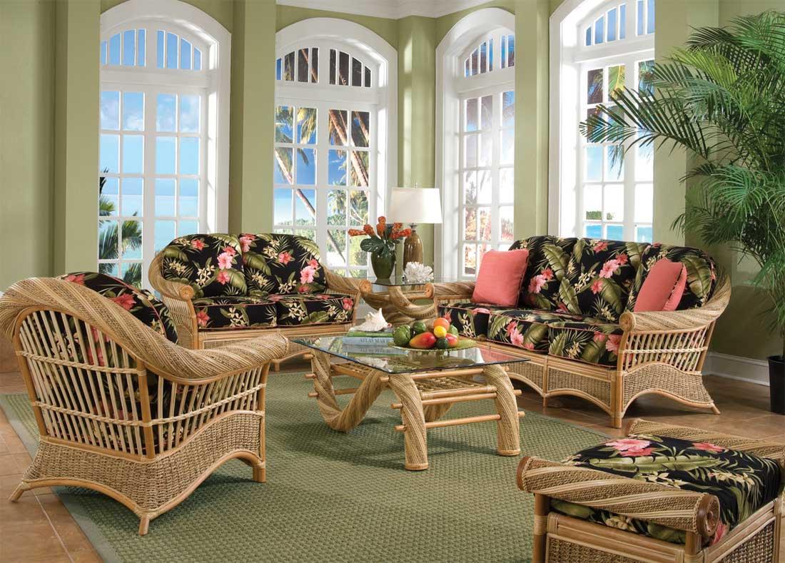Countryside Twist Rattan Furniture Sets