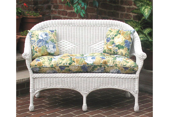 Indoor Outdoor Replacement Loveseat Cushion