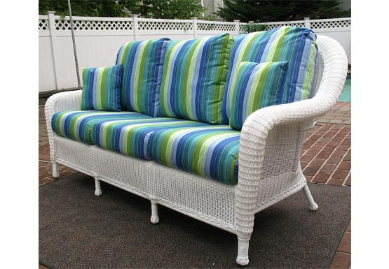 laguna beach resin outdoor wicker sofa rh wickerwarehouse com resin wicker sofa table black resin wicker sofa