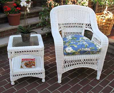 indoor outdoor belair replacement chair rocker cushion large. Black Bedroom Furniture Sets. Home Design Ideas