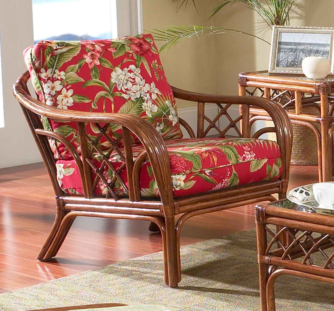 ... Grand Isle Rattan Lounge Chair   Grand Isle Rattan Lounge Chair