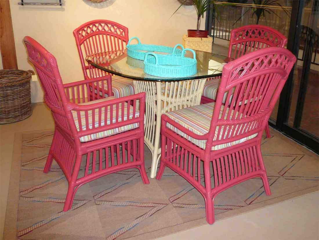 ... Cottage Dining Set With 4 Side Chairs   Cottage Dining Set With 4 Side  Chairs