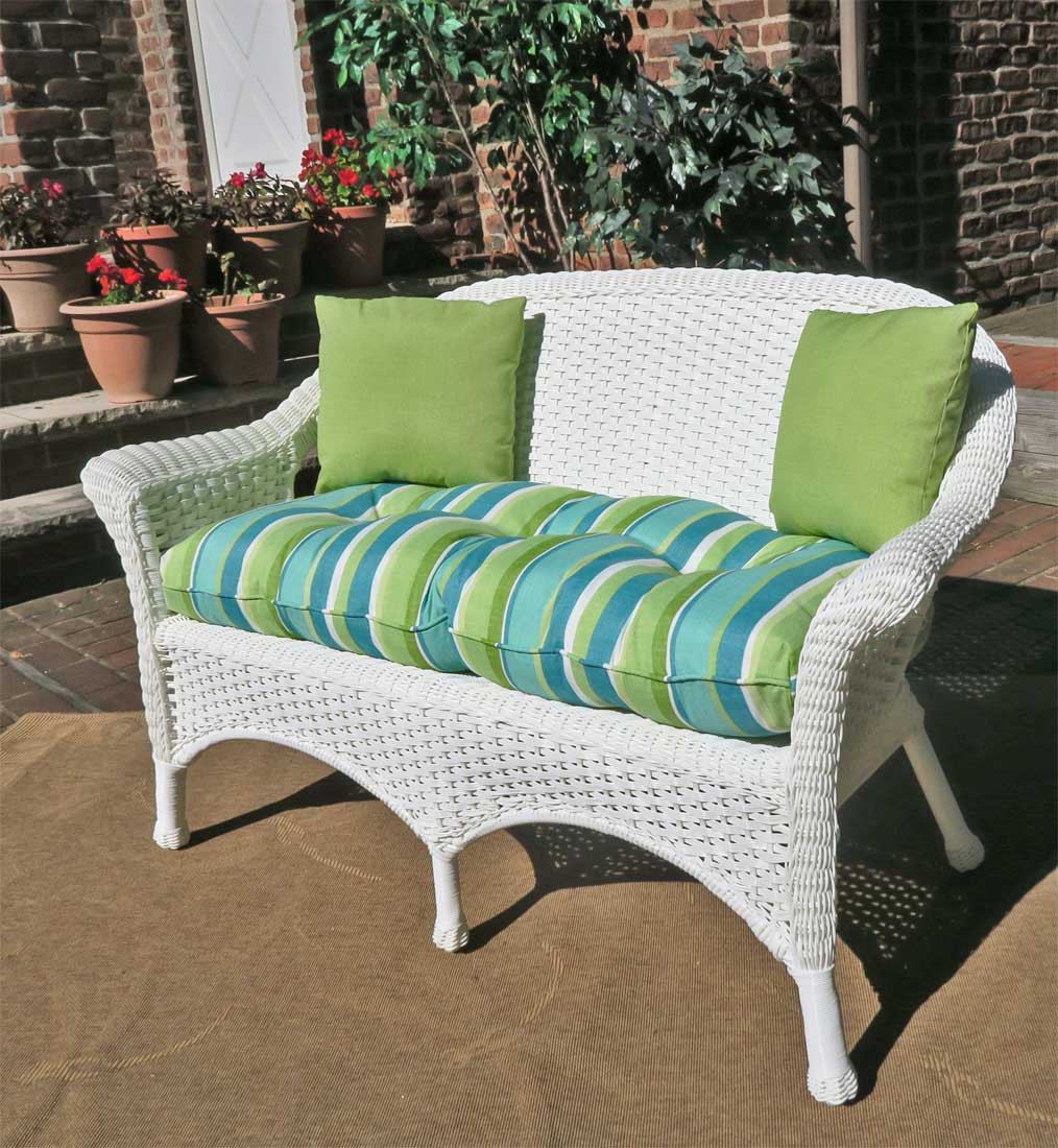 elegant resin feet wicker replacement loveseat furniture of patio picture