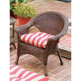 Indoor/Outdoor Replacement Chair Cushion (Popular Size)