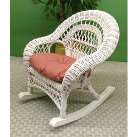 Kiddie Wicker Rocker