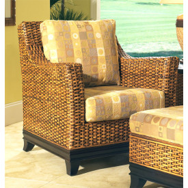 South Beach Lounge Chair with Cushions