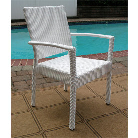 Caribbean Dining Arm Chair, Min 2