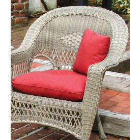 Sunbrella Indoor/Outdoor Belaire Chair Replacement Cushion