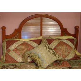 Shutter King Size Headboard