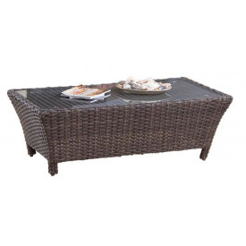 San Remo All Weather Wicker Cocktail Table