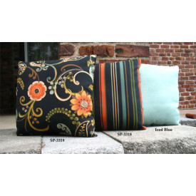 Set of (2)- 15 Indoor/Outdoor Throw Pillows