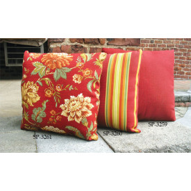15 Indoor/Outdoor Throw Pillow