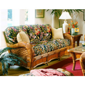 Jamaica Sofa with Cushions