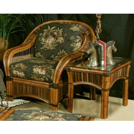 Sanibel Lounge Chair with Cushions