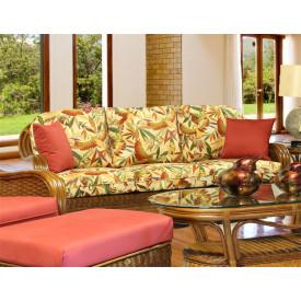 Casa Blanca Natural Rattan Sofa