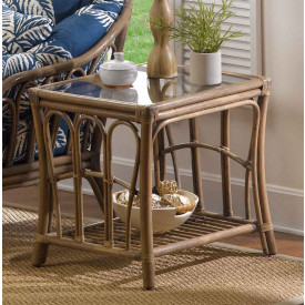 Bimini Rattan End Table