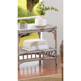 Oceanview Rattan End Table (Not Sold Alone)