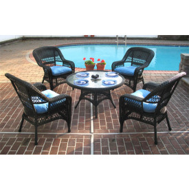 Belaire Conversation Set with 24 High Table