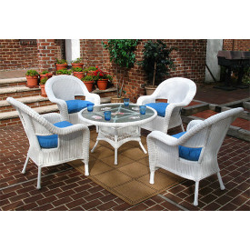 Malibu Conversation Set With 24 High Table