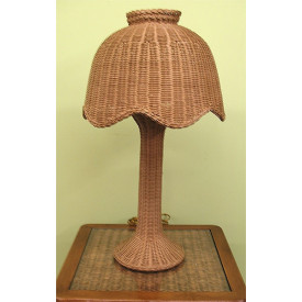 Large 27 Tulip End Table Lamp