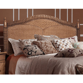Montego Bay 39 Twin Wicker Headboard