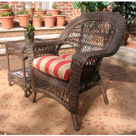 Madrid Chair with Cushion