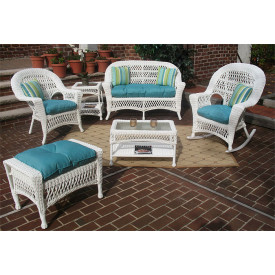 4-Piece Madrid Set with Cushions 2- Chairs