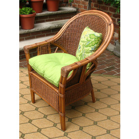 Monterey Natural Wicker Chair