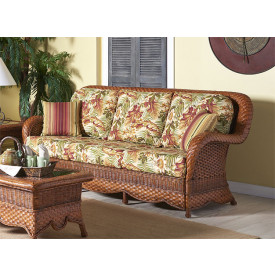 Autumn Morning Rattan Sofa