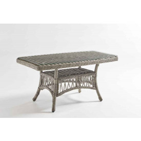 San Carlos Resin Wicker Cocktail Table (Not Sold Alone)