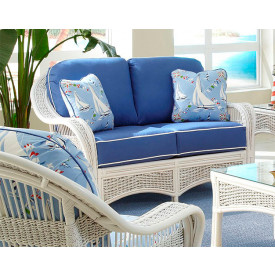 Fiji Loveseat with Cushions