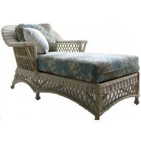 Harbor Beach Chaise Lounge with Cushions
